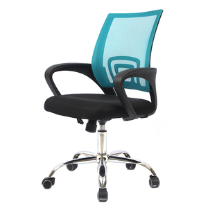 Essentials Swivel Mid Back Mesh Task Chair Computer Office Chair Cheap Desk Chair