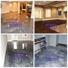 Stone Hard Two Part Epoxy Resin for Metallic Floor Paint
