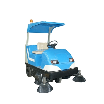 E8006  Heavy Duty Street Cleaning Machine Floor Sweeper Car with Good Price