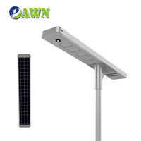 100W 2019 newest latest product super bright integrated all in one solar led street light lamp led headlamp streets