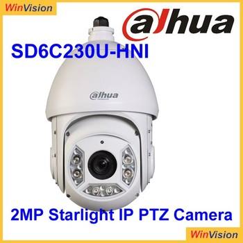 Dahua Sd6c230u-hni Ip Starlight Camera Ptz Support Auto Tracking ...