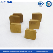 SPKN carbide tool milling square carbide inserts for cutting metal