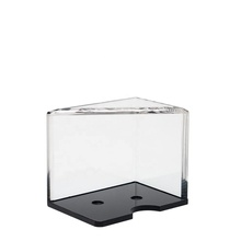 Top Vente Lucite Blackjack Support D'écart <span class=keywords><strong>de</strong></span> <span class=keywords><strong>Casino</strong></span> À Cartes en Acrylique Stand