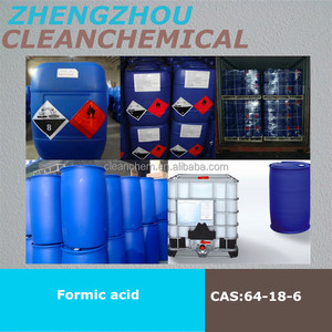 90 formic acid produced by methyl formate method plant