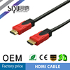 SIPU Factory OEM 1.4v long meter 30ft 65ft portable tv with hdmi input hdmi cable for ps4 with ethernet