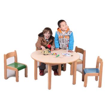 Sedie E Tavoli In Legno.Nuova Moda Legno Sedie E Tavoli Bpc T1001 Usano Per I Bambini