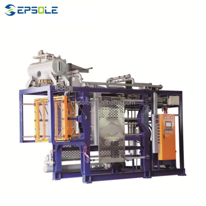 Vacuum Styrene Expandable Polystyrene EPS Foam Moulding Machine
