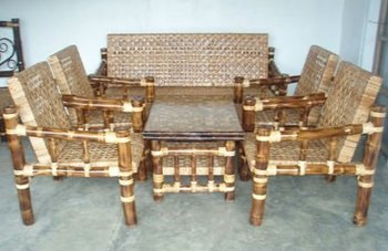 Classic Bamboo Living Room Set Buy Living Room Furniture Sets