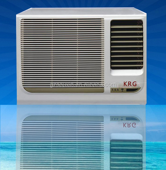 24000 BTU 208/230V Window Air Conditioner w/ 11000 BTU Heater /Remote