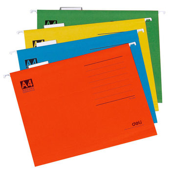 Clip File Folder Shape and Paper Material Hanging File