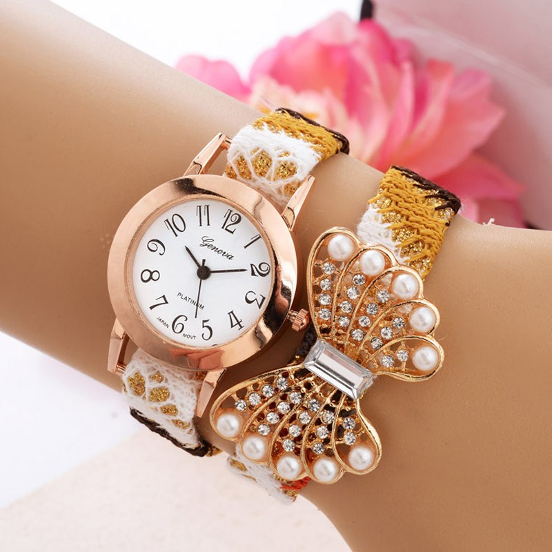 Wholesale knot wrist watch girls latest hand watch buy girl latest hand watch latest wrist for Watches for girls