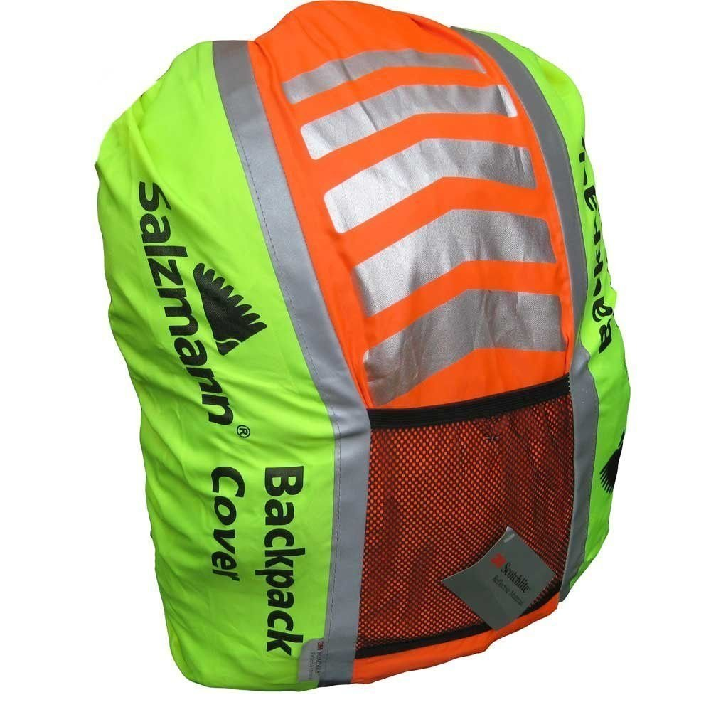 7df8b3c9886d Tofern Salzmann High Vis 3M Scotchlite Waterproof Reflective Backpack Cover