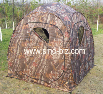 pop up hunting tent & Pop Up Hunting Tent - Buy Hunting TentCamo Hunting Blind Tent ...