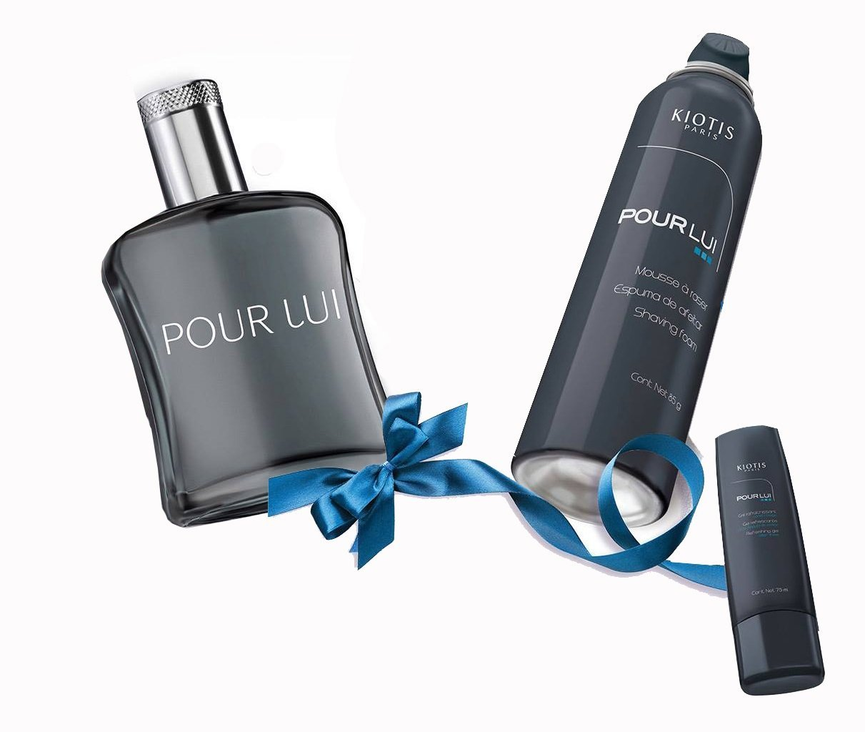 Kiotis Paris Pour Lui 3-piece Gift Set for Men- France-Imported.