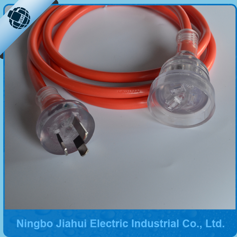 10A 250V Australian type Extension Lead