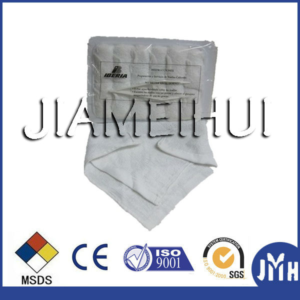 Hot and cold sale disposable airline towel with top quality