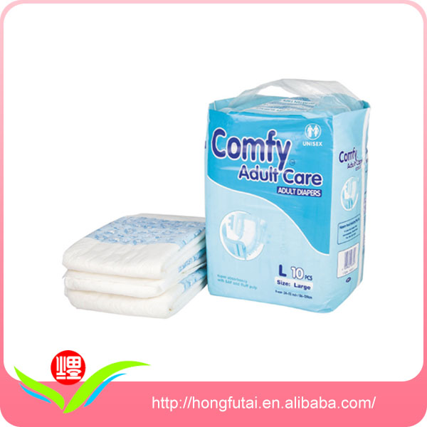 Hot Selling Cheap Ultra Thick Adult Diapers Wholesale Adult Diaper ...