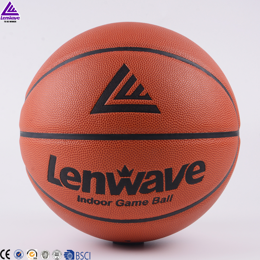 Top quality Manufacturer direct sale custom microfiber basketball ball