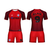 Where can i buy online original football jerseys pro soccer kits the best sporting red soccer uniforms sets for sale