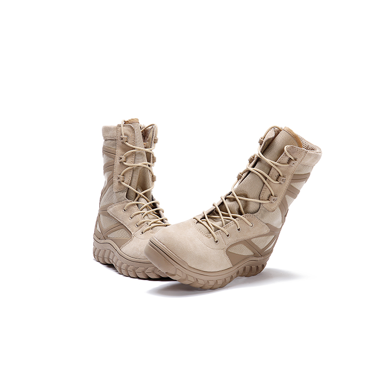 Men'S Leather Military Motorcycle Tactical Army Boots Outdoor Jungle High Ankle Delta Camping Boots For Men