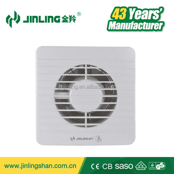 Wall Mounted Exhaust Fan With Timer-delay Functions Small Exhaust Fan In  Toilet - Buy Small Exhaust Fan In Toilet,Timer-delay Functions Exhaust