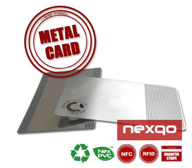 Wholesale cheap metal business cards