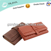 autumn and winter popular women brown color block wallet