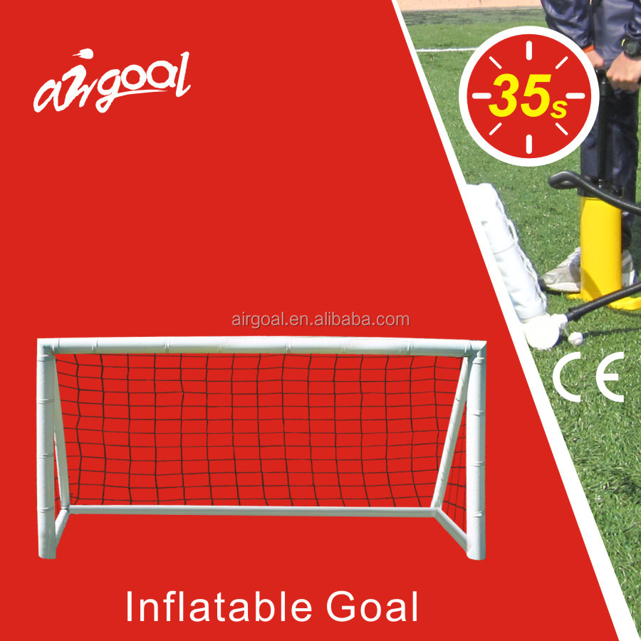 Inflatable Football soccer goal posts portable for sale