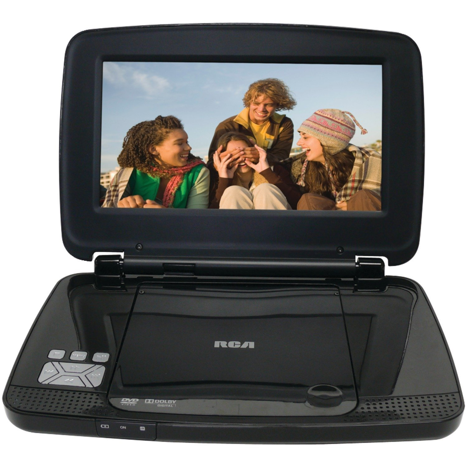 Get Quotations RCA Portable DVD Player 9 LCD Screen DRC99392E