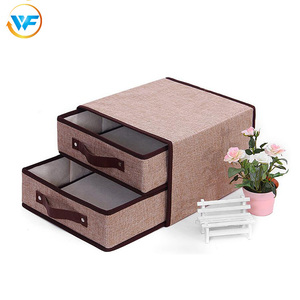 China Reusable Accessory Non Woven Drawer Divider Organizer