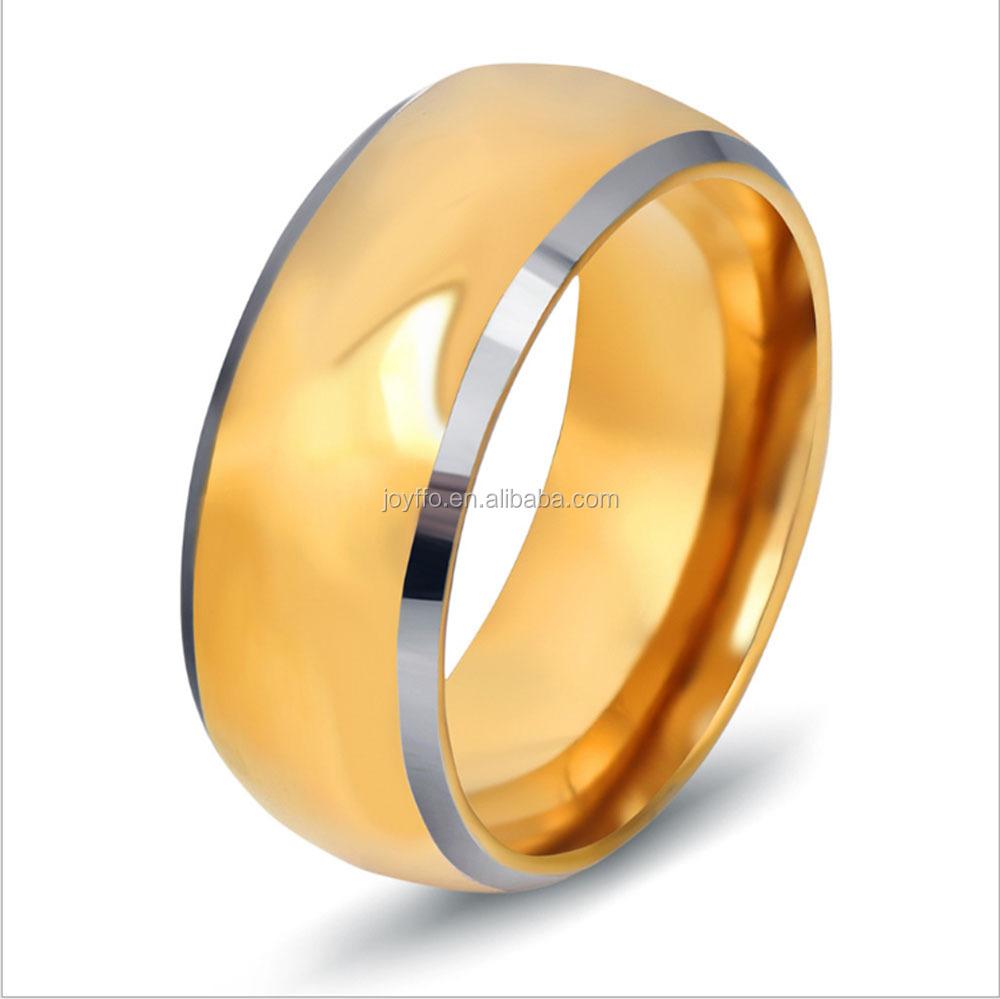 3zz-025 gold wedding ring designs for men new design gold finger for