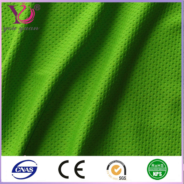 Elastane polyester mesh fabric wholesale