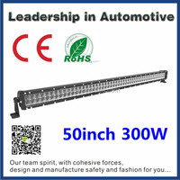 Super Bright! Nssc 3w 52 50inch Off Road 300w Led Light Bar In ...