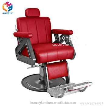 new style high quality royal luxury white leather heavy duty retro