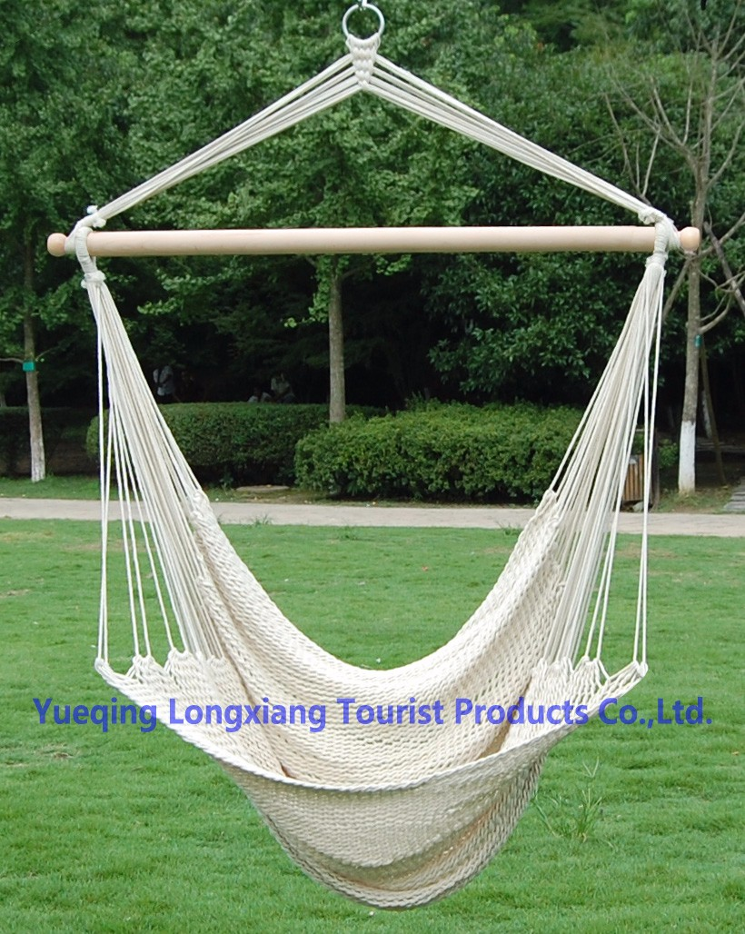 How to Hang a Hammock Chair: 14 Steps (with Pictures) - wikiHow
