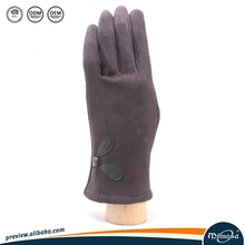 Cheap Driving Faux Suede Leather Glove
