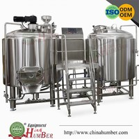 1000L Brew house for craft brewing and craft brewery beer brewing equipment