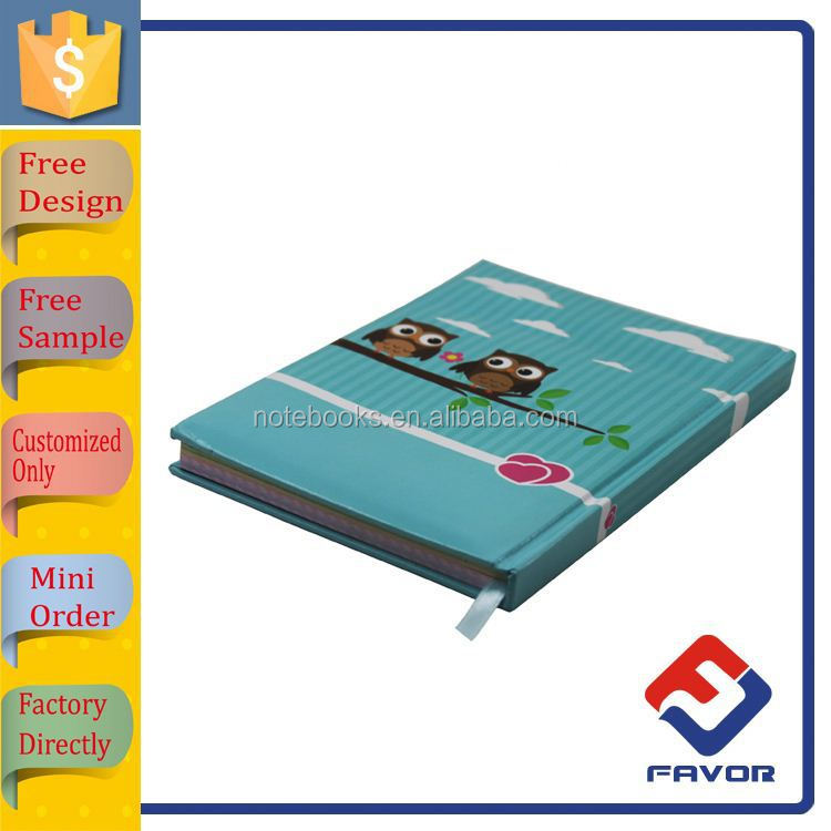 school supplies cartoon cover primary school books for students