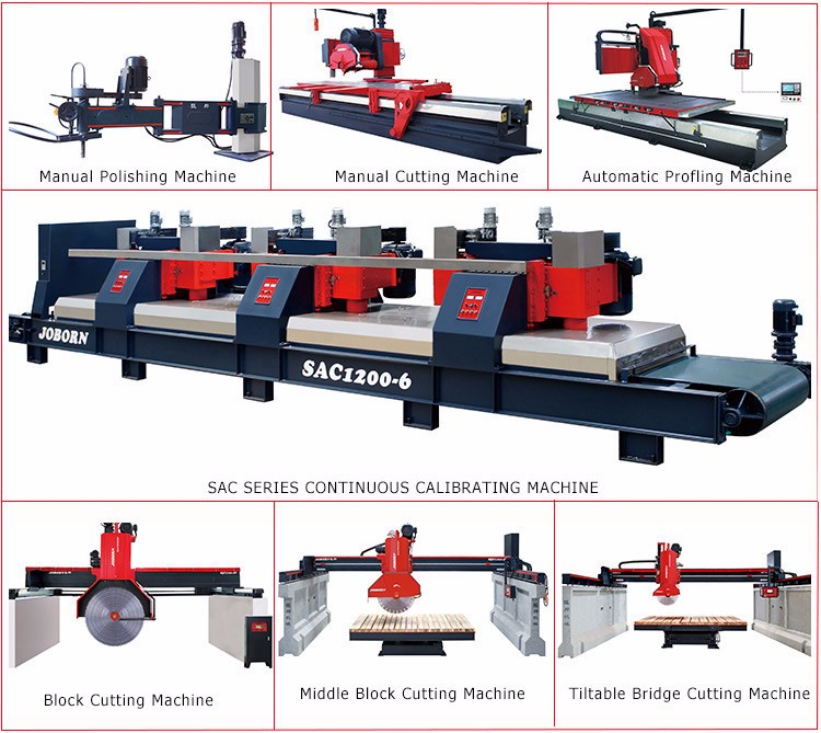SQC700X CNC Slab Cutter marble and granite bridge saw cutting machine
