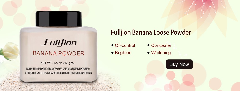 Fulljion Banana Loose Powder