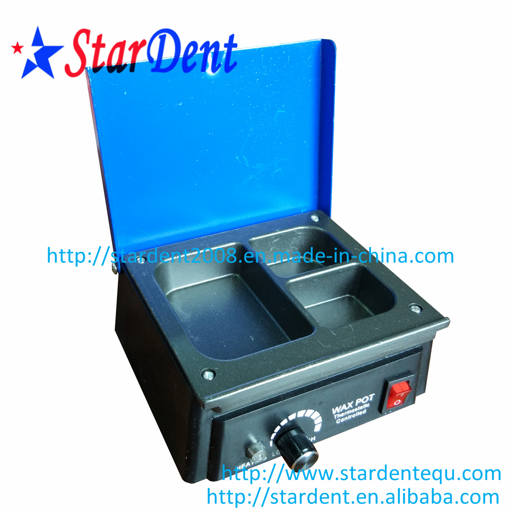 Digital Dental Lab Wax Heater Pot with Three Basins