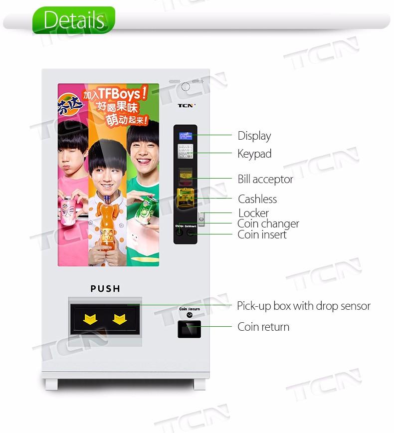 custom made vending machine