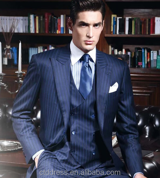 e808ac9252f7 2014 Latest Fashion Design,Handsome Tailored Suits 3 Piece - Buy ...