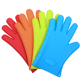 Hot Selling Kitchen Baking Silicone Glove For Oven Cooking Pot Holder Silicone Gloves Oven Mitts