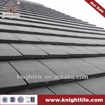 Slate looking flat interlocking clay roof tiles buy flat for Buy clay roof tiles online