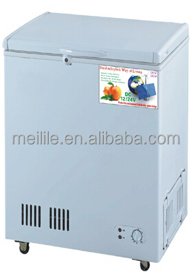 Meilile BD-135 DC&Solar Chest Freezer