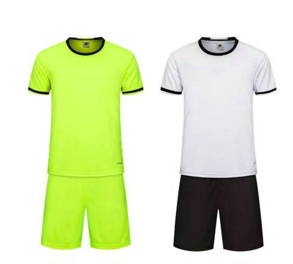 Venta al por mayor uniformes verdes de equipos de futbol-Compre ...