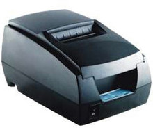 Dot -matrix 76mm pos ticket printer with auto cutter CE FCC