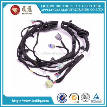 tcm harness left door auto wire harness, view automotive wire