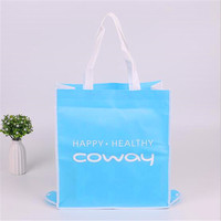 Factory direct plain pp woven bag personalized drawstring bags philippines paper laminated